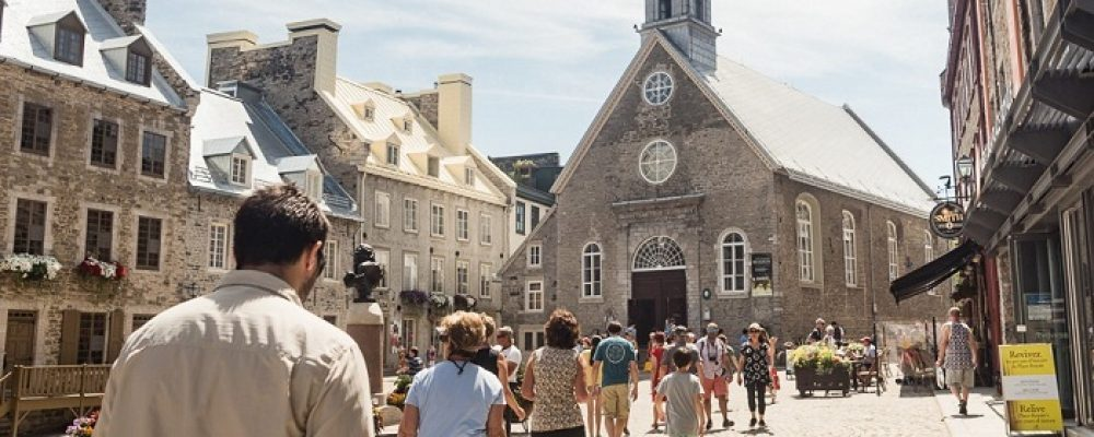 4 Top Rated Attractions in Quebec